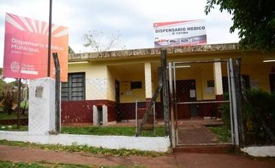 HOY / Ciudad del Este: cierran dispensarios del Abasto y de un barrio