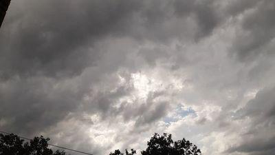Prevén lluvias y un marcado descenso de la temperatura