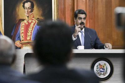 EE.UU. busca extradición de presunto negociador de Maduro