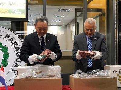 "Envío de carne enfriada a Taiwán ""abre oportunidades para el país"", dijo COO de Athena Foods"