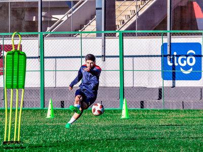 Sergio Díaz se despide de Cerro Porteño