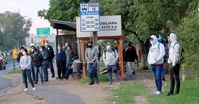 Paraguay supera los 2.200 contagiados por COVID-19, los casos sin nexo van en aumento