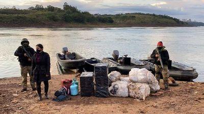 Detienen a brasileña que cruzó ilegalmente al país
