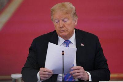 Trump recibió en febrero información sobre talibanes y Rusia, según medios