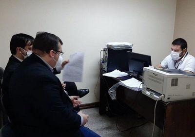 Caso Imedic: despachante de aduanas es beneficiado con arresto domiciliario