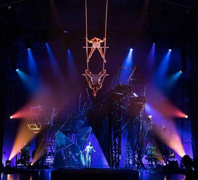 Cirque du Soleil en bancarrota