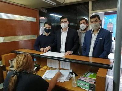 Presentan denuncia penal por el uso de fondos para el Covid-19
