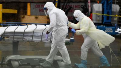 EE.UU. supera los 127.300 muertos y 2,62 millones de contagios de coronavirus