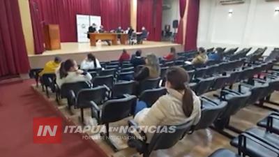 IMPORTANTE SERVICIO PARA ODONTÓLOGOS DE ITAPÚA.