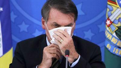 Brasil tiene 1,271 muertes por covid-19 en 24 horas