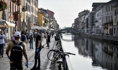 Italia registra 24 muertos y 224 contagios en las últimas horas