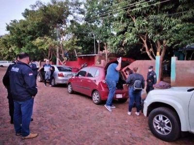 Tres detenidos por homicidio de un hombre en Areguá