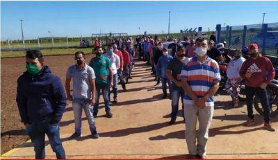 Unos 700 operarios quedarían desempleados si la CONACOM rechaza la habilitación de FrigoNorte en Amambay