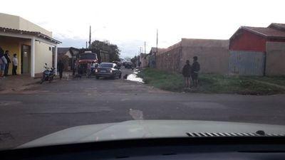 Matan a un paraguayo en Ponta Porâ