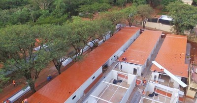 Lambaré, CDE, Limpio y San Ignacio tendrán pabellones de contingencia