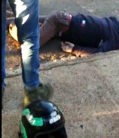 Paraguayo asesinado a tiros en Ponta Porã