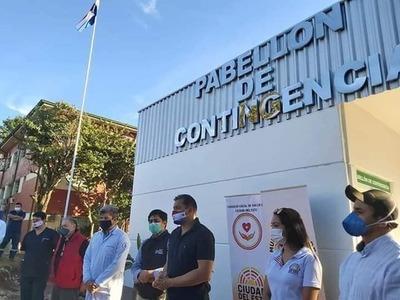 """Construirán PABELLON de CONTINGENCIA en CDE, y lo que edificó a """"PRECIO de ORO"""" Prieto..?"""