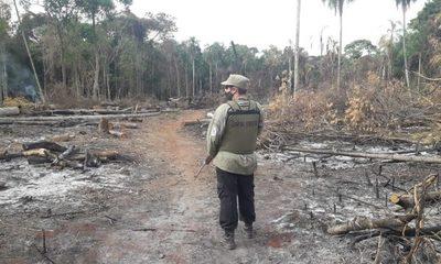Defensa de áreas protegidas de Itaipú suma acompañamiento de judiciales – Diario TNPRESS