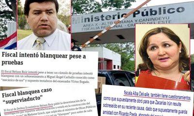 """Dos cuestionados fiscales y considerados """"marionetas"""" de  políticos corruptos pugnan por la Fiscalía Adjunta de CDE – Diario TNPRESS"""