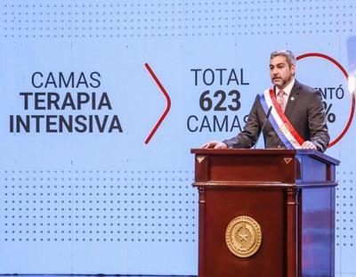 Abdo: economía paraguaya será la primera en recuperarse en la región