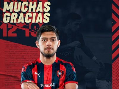 Cerro anuncia salida de Sergio Díaz
