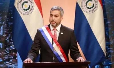 """Mario Abdo pidió """"orar"""" para que termine la corrupción – Prensa 5"""