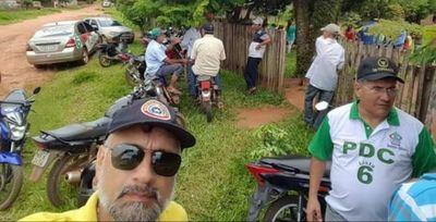 AUDIO: Aragão habló sobre la explotación laboral y sexual en Pedro Juan Caballero