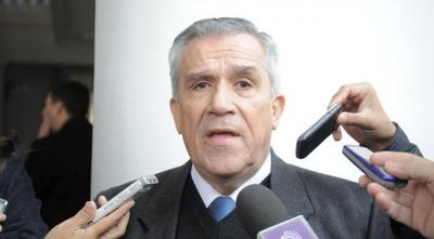 """Exministro sostiene """"si tenía la mitad de los problemas de Mazzoleni ya estaba en el fondo de la cárcel"""""""