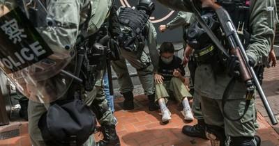 Hong Kong realiza las primeras detenciones bajo la nueva ley de seguridad