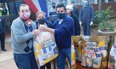 Municipio ovetense entregó kits de alimentos a instituciones educativas – Prensa 5