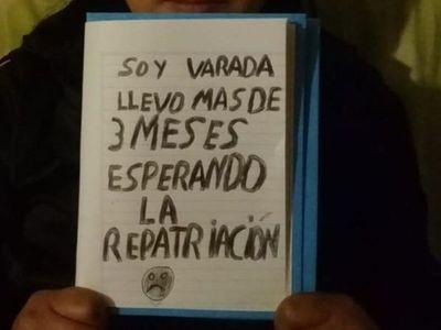 Caaguaceños varados en Argentina piden ser repatriados