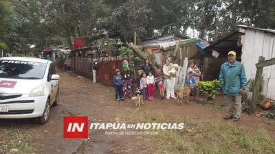 27 FAMILIAS DENUNCIAN ABANDONO Y EXCLUSIÓN DE LOS PROGRAMAS DE ASISTENCIA
