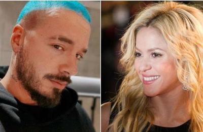 J Balvin se burla de Shakira y los usuarios se van en su contra