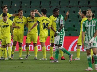 El Villarreal sigue al acecho de la Champions