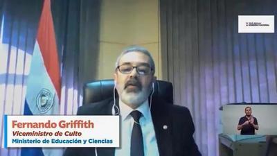 Educación en el Paraguay. Podcast con el Vice Ministro Fernando Griffith.