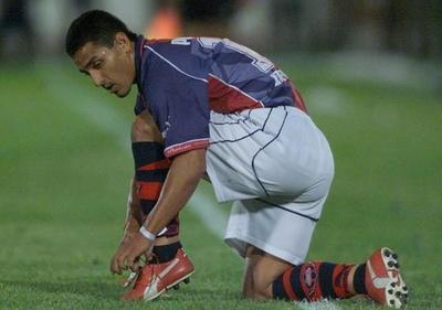 Guido Alvarenga, uno de los últimos magos en el fútbol paraguayo
