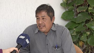 Uj´e Lhavos: Comunidad indígena se reinventa para realizar servicio religioso