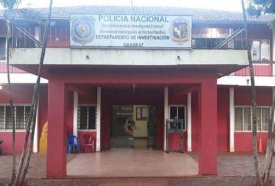 Detenido da positivo y personal de Investigaciones irá a cuarentena en Pedro Juan Caballero