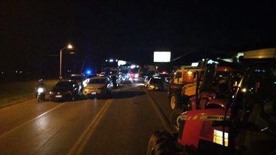 Cañicultores cierran Ruta 2 de forma indefinida