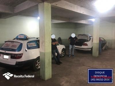 """Decomisan TRES TAXIS paraguayos """"equipados"""" para el CONTRABANDO"""