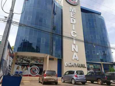 Universidad Central del Paraguay en CDE es MAU