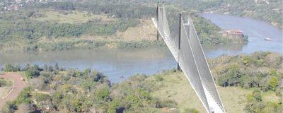 Itaipú financiará segundo puente y obras complementarias en Brasil.. y en Paraguay ..?