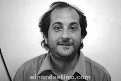 Mariano Nívoli es un multifacético médico argentino radicado desde hace diez años en Pedro Juan Caballero