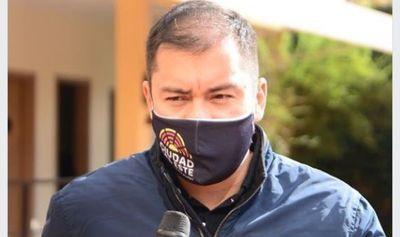 """Miguel Prieto dice que """"no cree más en el coronavirus"""" y luego se desdice"""