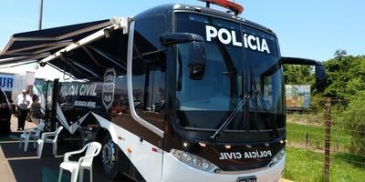 Con DRONES y ARMAMENTO de GRUESO CALIBRE Brasil controla la FRONTERA con PARAGUAY