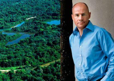 Johan Eliasch: El sueco que compró 160 mil hectáreas en la amazonia para salvar árboles
