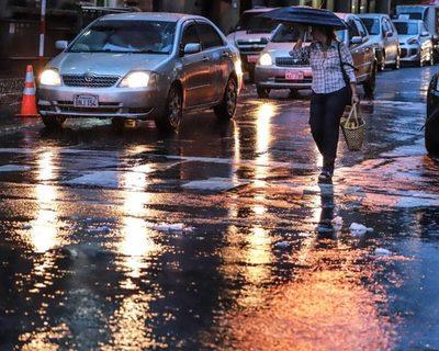 Se anuncian lluvias con tormentas desde esta noche