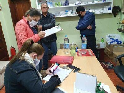 Reemplazan a director de Tacumbú detenido ayer en el penal