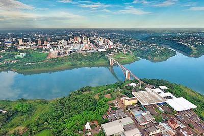 Megatendencias 2020-2025: El debilitamiento de Ciudad de Este