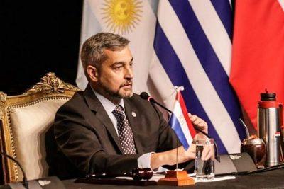 Uruguay asume presidencia de Mercosur